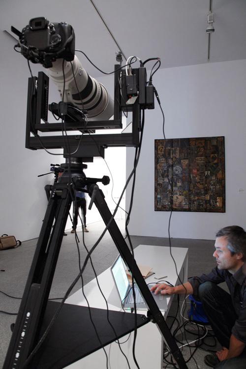 RODEON piXposer im Museum of Modern Art (New York City)