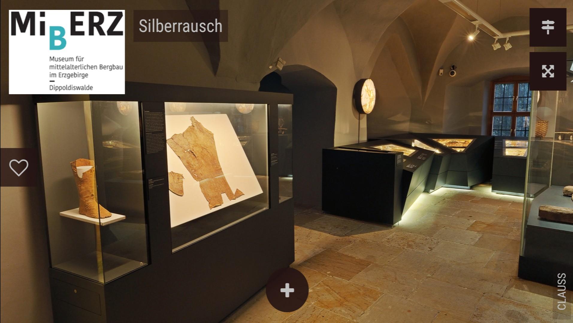 Museum für mittelalterlichen Bergbau im Erzgebirge